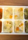 離乳食*取り分け野菜スープ*ストック