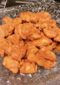 カレー粉と好みのスパイスでチキンティッカ