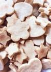卵・牛乳・小麦粉不使用!低糖質クッキー♪