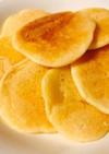 HM&切り餅で!超絶もちもちパンケーキ