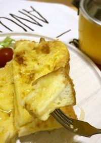 【電鍋レシピ】ふわとろフレンチトースト