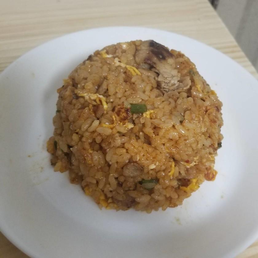 KNTの美味しいキムチチャーハン(^^♪