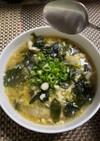 野菜たっぷり具沢山のトロトロ中華スープ
