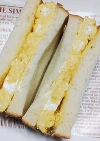 うまい棒卵焼きサンド(TV番組レシピ)