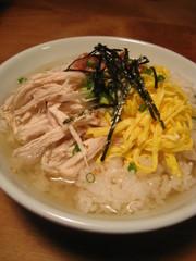 鶏飯(けいはん)。の写真