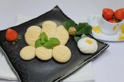 【米粉】米粉とソイプードルのクッキーの写真