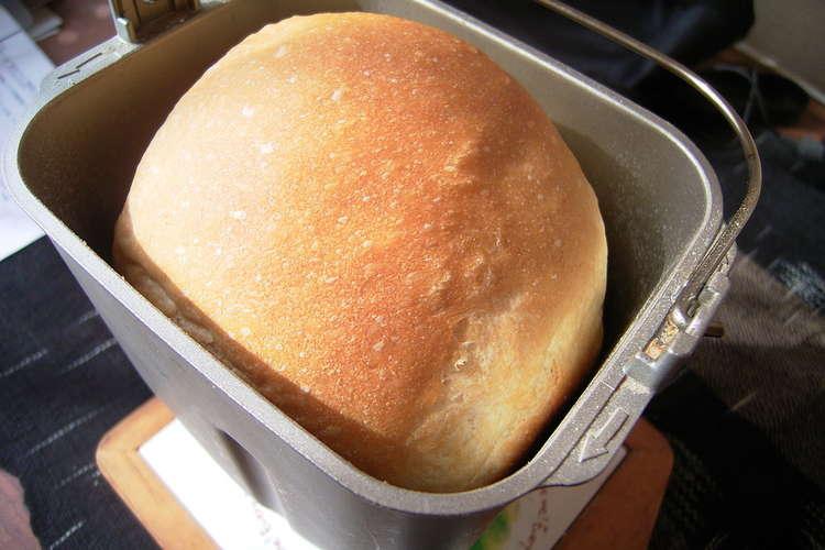 レシピ ハード 食パン
