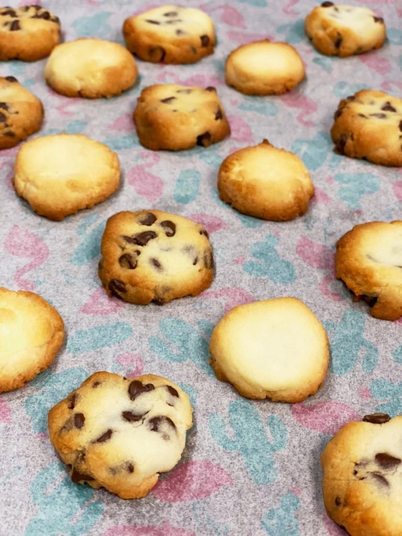グルテンフリーのさくさくクッキー