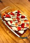 簡単☆チョコレートショートケーキ