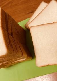 もちもち食パンを普段の包丁で簡単スライス