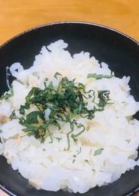 新玉ねぎとツナの炊き込みご飯(3合)