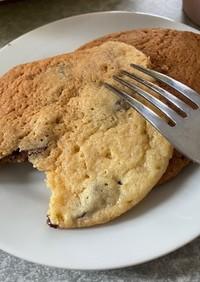 スタバのチョコレートチャンククッキー風