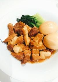 【圧力鍋】カレー用の角切り肉で簡単な角煮