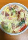 お豆腐グラタン