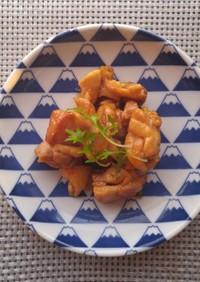 食品ロスを減らす❗️鶏のマーマレード煮