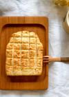 【おうち保育おやつ】メロンパン風トースト