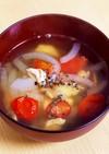 簡単!トマトと玉ねぎのスープ