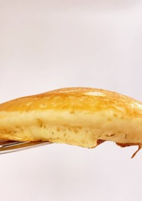 卵不使用*もちふわバナナパンケーキ