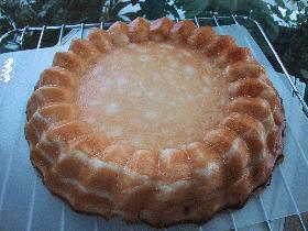 ぷにぷにベイクドチーズケーキ