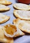 トースター&餃子の皮de時短アップルパイ