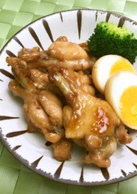 【美人レシピ】鶏のさっぱり煮