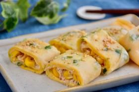 台湾の定番朝食 蛋餅(ダンピン)
