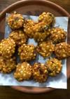 パリップワデ(南インドの豆のスナック)