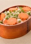 根菜の雑穀寿司