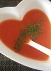 ダイエット!簡単!新玉ねぎトマトのスープ