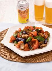 夏野菜たっぷり☆カラフル回鍋肉の写真
