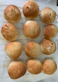 無塩、ノンオイルでパンは焼けるか?