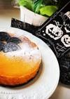 ハロウィンにも♡オレオとかぼちゃのケーキ