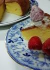 炊飯器で作るスポンジケーキ