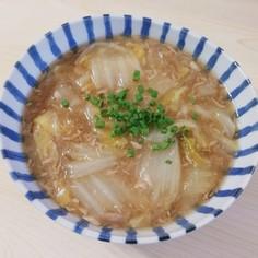 ツナと白菜のトロトロ煮