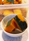 レンジで作る副菜 かぼちゃの煮物