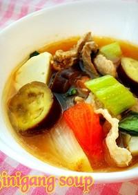 ◆シニガンスープ◆フィリピン料理
