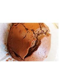 HMと板チョコで簡単パウンドケーキ