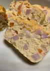 小麦粉0☆コンソメ風味のおからケークサレ