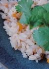 炊飯器で簡単!アジア風炊き込みご飯