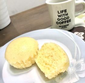 おやつや朝ごはんにも!基本の蒸しパン