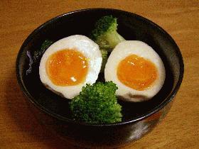 トロ~リ半熟煮玉子