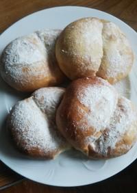 ハイジの白パンを乃が美風の配合で作る