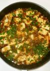 マーボー豆腐♪簡単絹ごし豆腐で麻婆豆腐