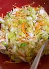 ☆ささみと白菜のサラダ風
