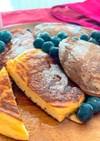 はんぺんのふわふわパンケーキ