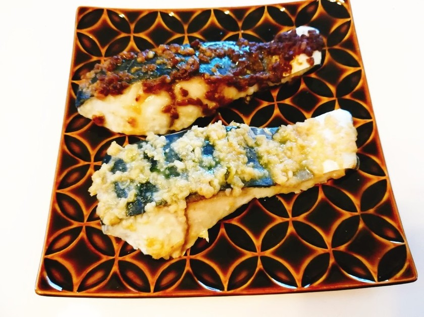 麹で絶品!白身魚のオーブン焼き