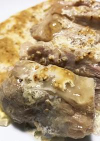 簡単!美味!蒸し鶏のゴママヨドレ