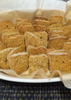 ホットケーキミックスで☆紅茶のクッキー