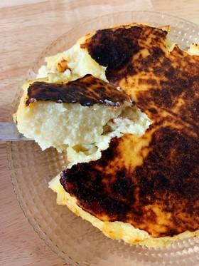 ダイエットや子供へバナナ豆腐チーズケーキ