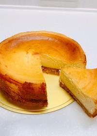 超濃厚ベイクドチーズケーキ♪